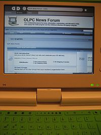 olpc news forum