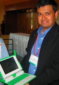 Sameer SF OLPC