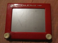 Etch-a-Sketch XO